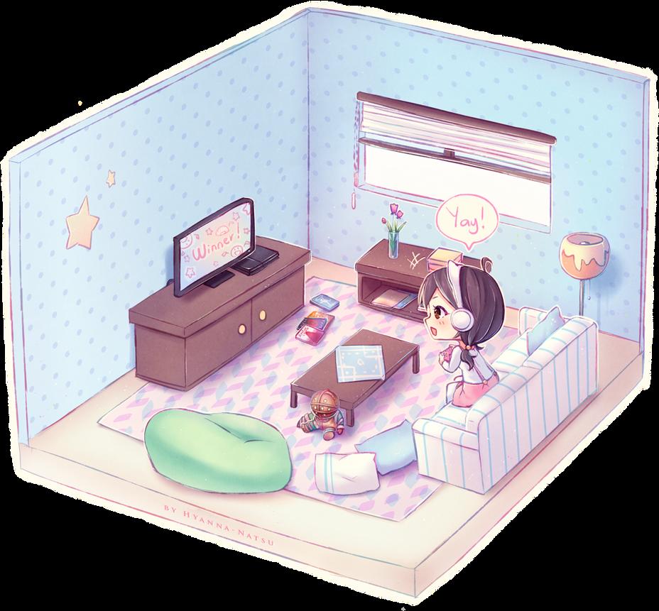 PlayBox By Hyanna-Natsu On DeviantArt