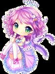 Commission - Sweet angel