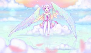 When heaven meets earth