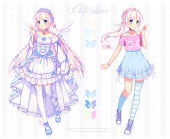 Commission - Celestine by Hyanna-Natsu