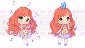 Commission - Sweet Alice chibis 6/6