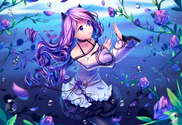 [+Video] Commission - Ariadne by Hyanna-Natsu