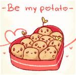 Be mine!