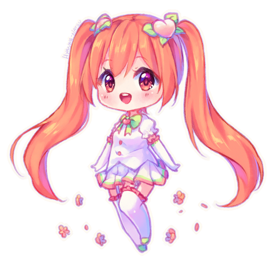 Video Commission Peach Bloom By Hyanna Natsu On