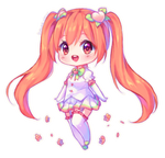 [+Video] Commission - Peach Bloom