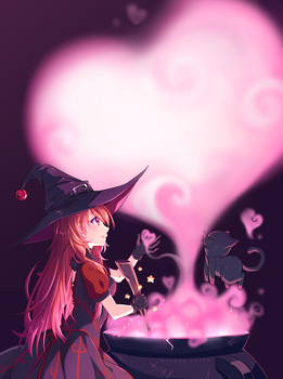[+Video] Commission - Magical love