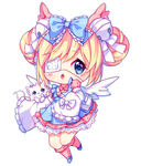 [+Video] Commission - Fluffy cutie