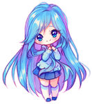 [+video] Commission - Sapphire