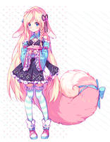 [+Video] Commission - Frilly'n fluffy by Hyanna-Natsu