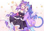 Commission - Magical Stars