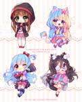 [+Videos] Commission - Chibi feelings