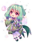 [+Video] Commission - Green Tea