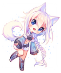 [+Video] Commission - Floffy Happiness