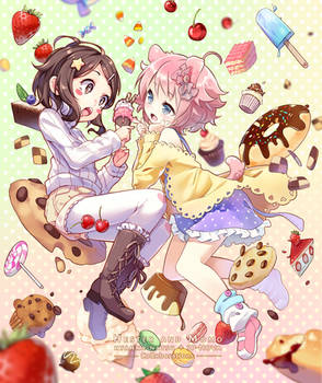 Collab - Sweets Paradise