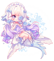 [+Video] Commission - Soft Elegance by Hyanna-Natsu