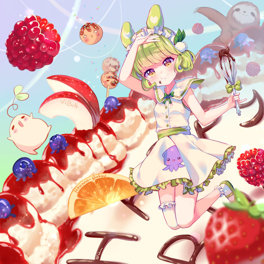Gift - Berry Berry Sweet Bday! by Hyanna-Natsu ...