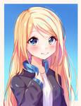 Commission - Kind Smile