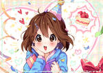 [+Video] Fanart - Ho-kago Cake Time by Hyanna-Natsu