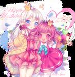Gift - Sweet sweet peach--butt