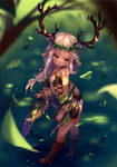[+Video] Commission - Forest Treasure