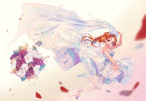 [+Video] Commission - Magical Bride by Hyanna-Natsu