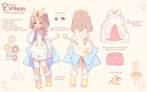 [+Video] Adoptable - Pombon Auction (Closed) by Hyanna-Natsu