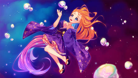 [+Video] Commission - Zoe Constellation by Hyanna-Natsu