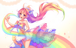 [+Video] Commission - Rainbow Spirit