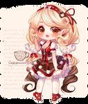 [+Video] Fairy Vial - Cappuccino