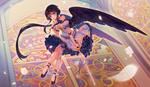 [+Video] Commission - Divine Blessing by Hyanna-Natsu