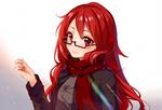 [+Video] Commission - Crimson Flake by Hyanna-Natsu