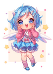 [+Video] Commission - Dreamy Angel