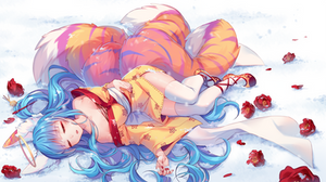 [+Video] Commission - Snow Flower