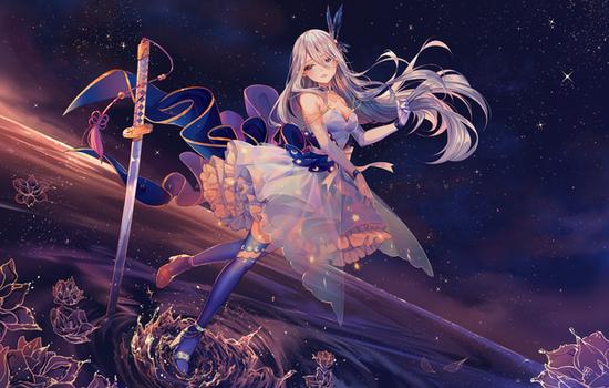 [+Video] Commission - Dancing Swords