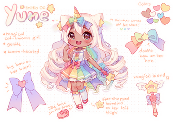 [+Video] Commission - Unicorn Rainbow