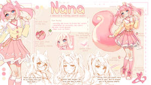 Commission - Nana design