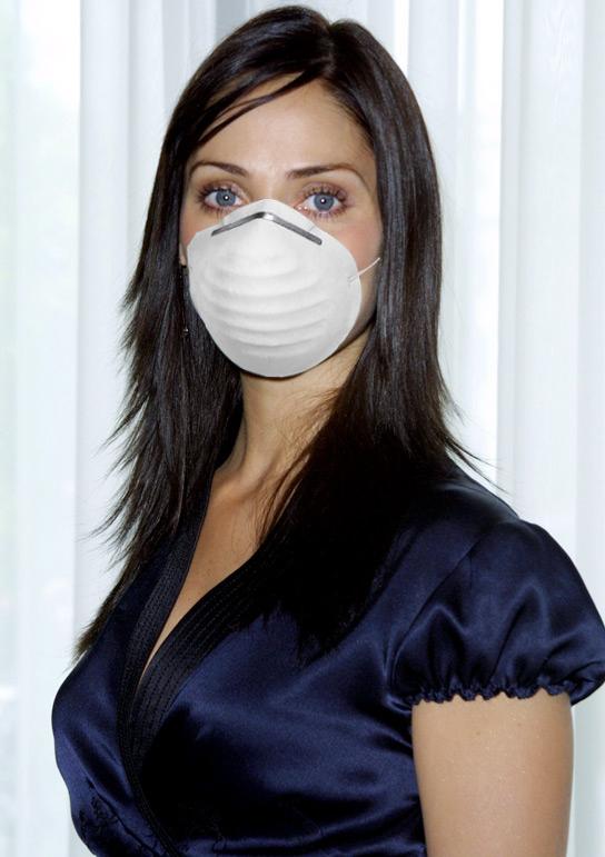 Natalie Imbruglia Wore Dust Mask By Ninjacat14 On Deviantart