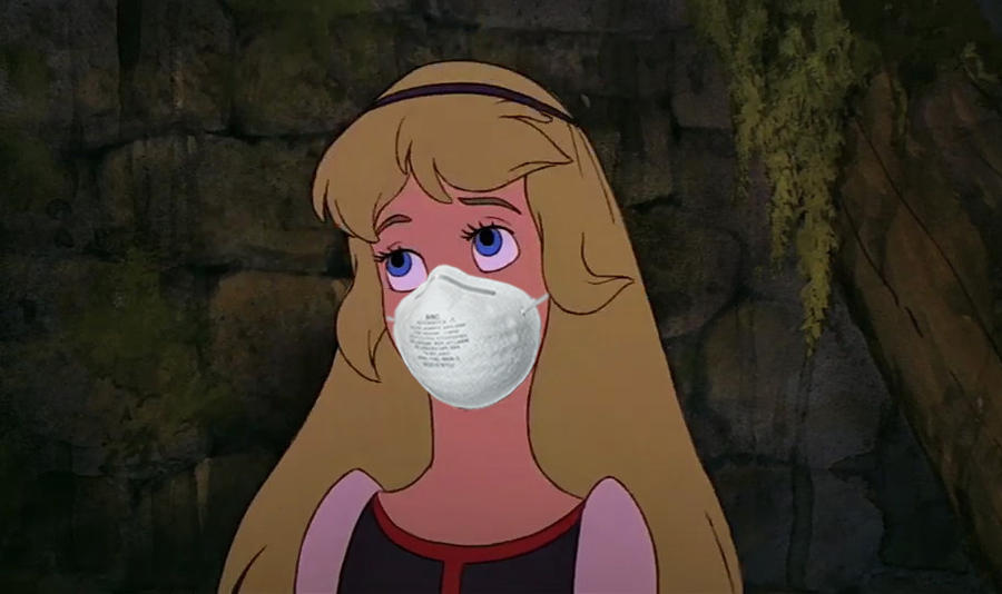 Princess eilonwy wearing her dust mask by ninjacat14 on deviantart princess eilonwy wearing her dust mask by ninjacat14 altavistaventures Image collections