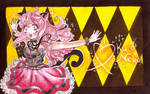 :r: Kuroneko by clowcard27