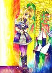 Starlight by clowcard27