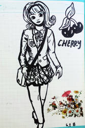 Mayu by clowcard27
