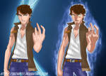 New Character: Conner Basten