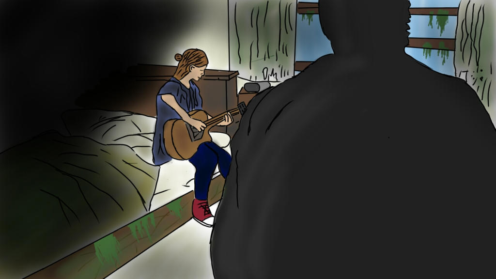 last of us 2 by thatcathuman123