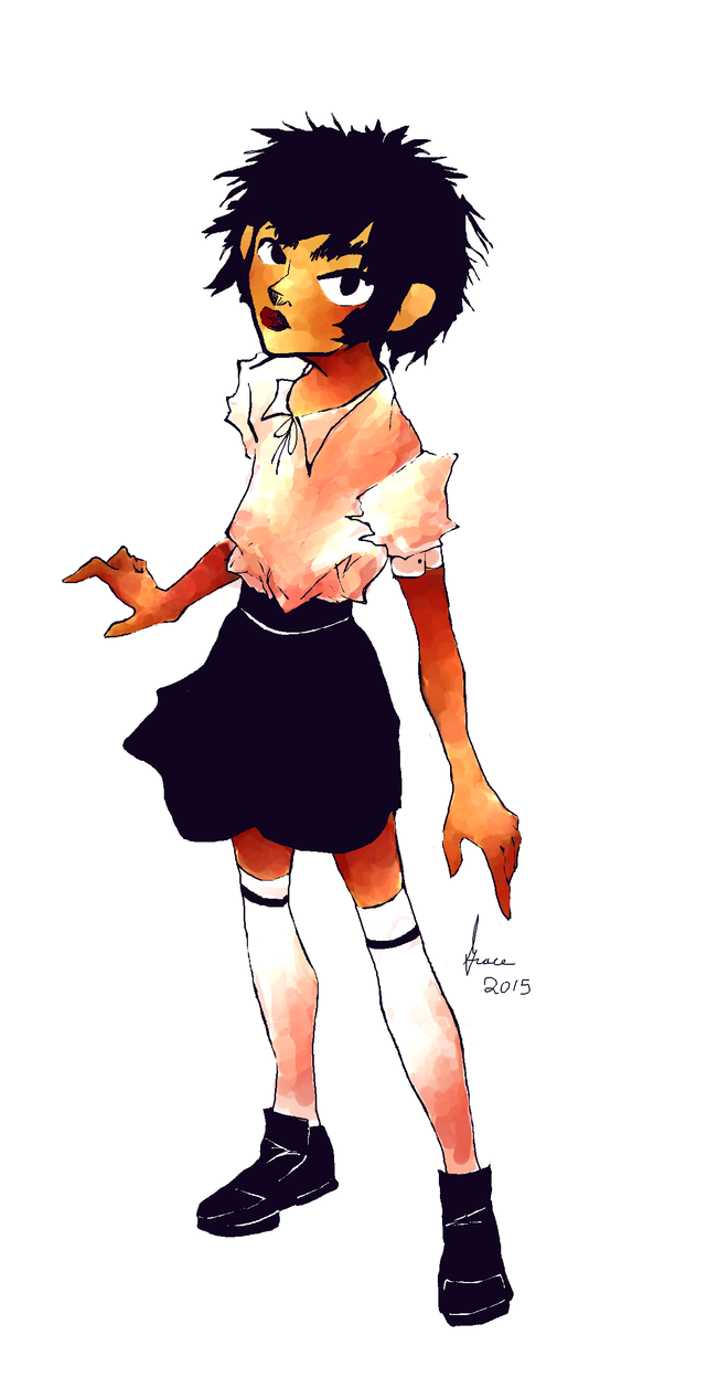 [Big Hero 6] Hiro in a skirt? - The Sequel by superpiejr