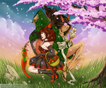 :Collab: Youko and Pepper