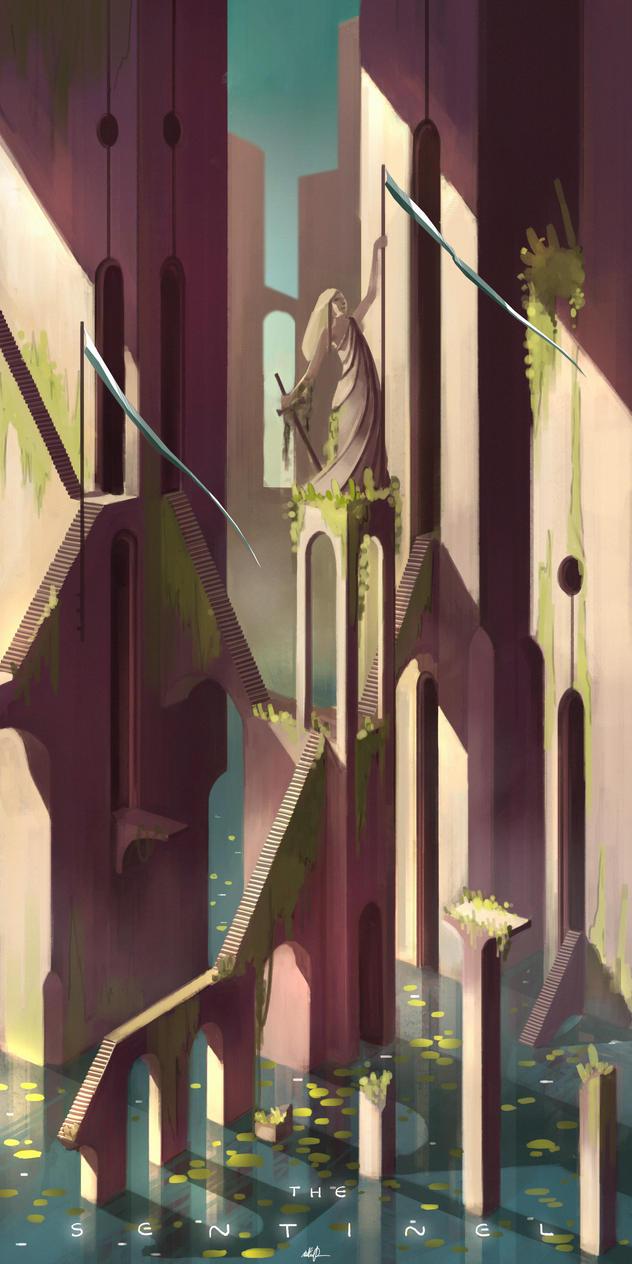 Ruins by Nathan-Pierce