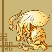 Pokemon Gold by AadmM