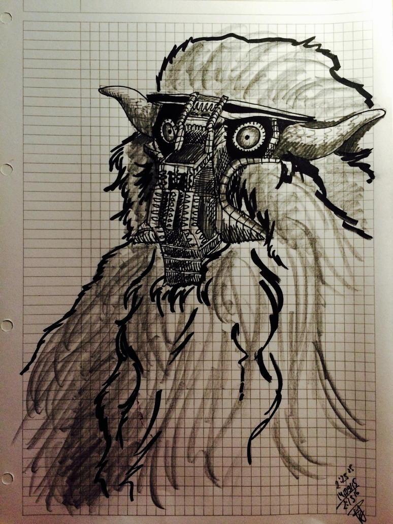 #1 colossus of Shadow of the Colossus by LisaKM