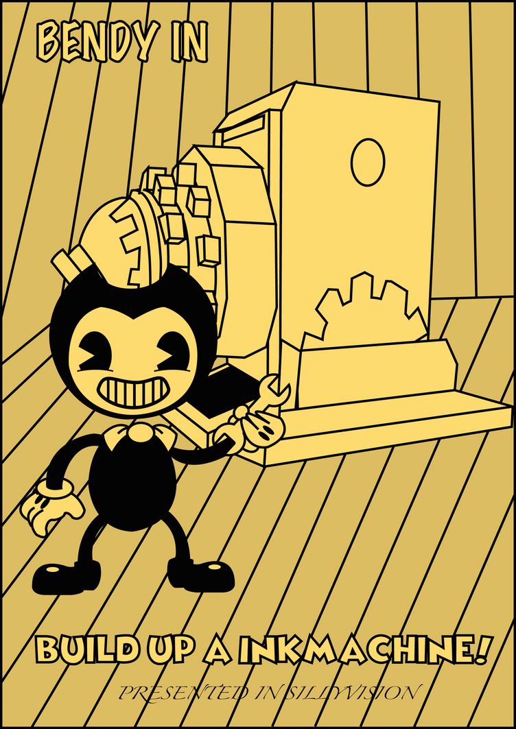 Bendy in Build up a inkmachine!(contest entry) by Rui0730