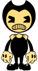 Angry Bendy Stamp by Rui0730